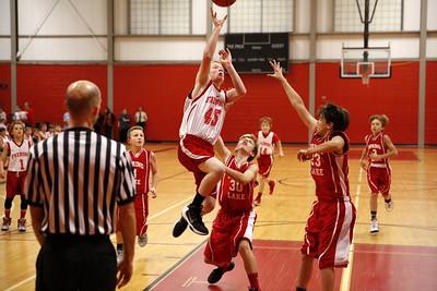 Boys 7th Grade Basketball - 11/30/2015 Spring Lake