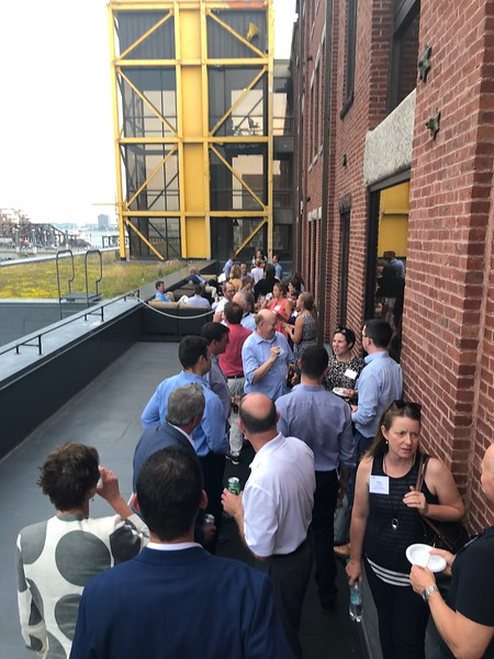 Summer in the City - MPA Roof Deck Social 6/18/18