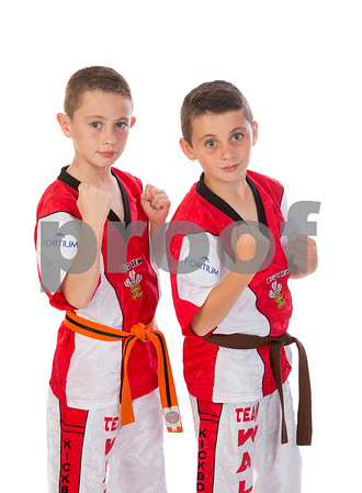 Withers Brothers  Kick Boxers