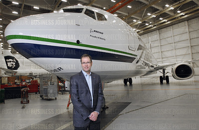 CEO Brad Tilden of Alaska Airlines is Puget Sound Business Journal 2015 executive of the year