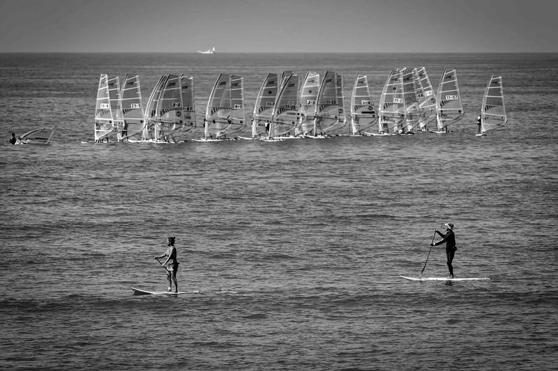 Sagami Bay Paddleboarders 6