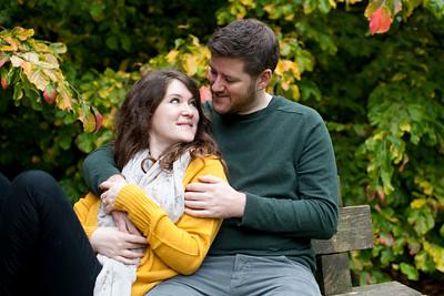 Sarah and Chris pre-wedding photos