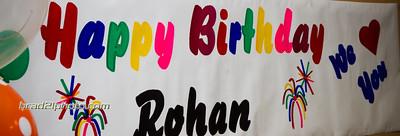 Rohan's 5th Birthday Party 2013