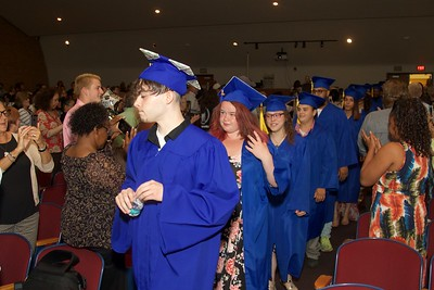 2019-06-25 - O'Conner Academy Graduation