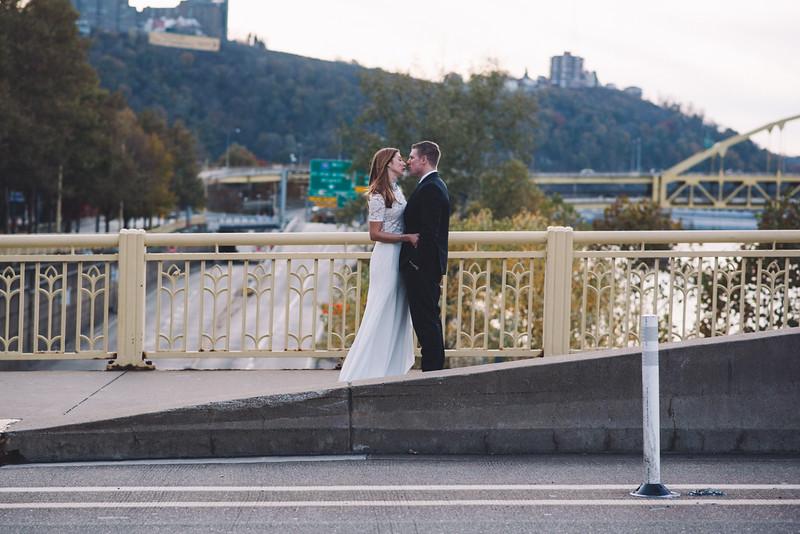 Pittsburgh Elopement Photographer - Monaco Bridge Downtown - Hadley-188.jpg