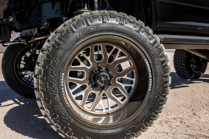 @Coreyrobinson66 2015 Dodge Ram 2500 MegaCab featuring our 24x14 PANIC from our Special Force Concave Series wrapped in 40x15.5r24 @NittoTires-151.jpg