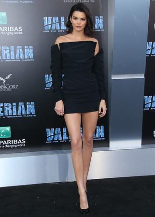 Valerian Movie Premiere