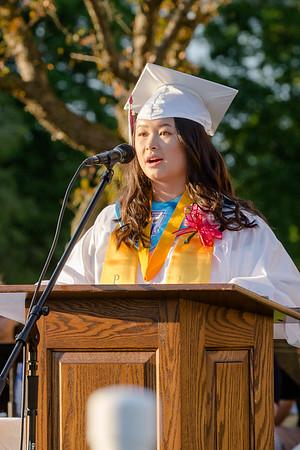 2019 Cal-Mum Graduation  06-21-19
