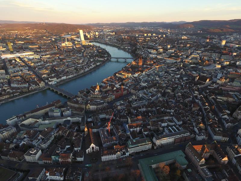 Basel, 17.50 h