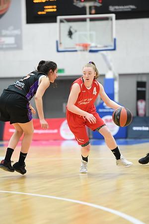 2017 Basketball England U18s Womens Final Four 2