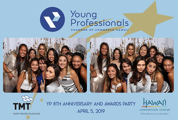 Young Professional - Chamber of Commerce of Hawaii Awards 2019