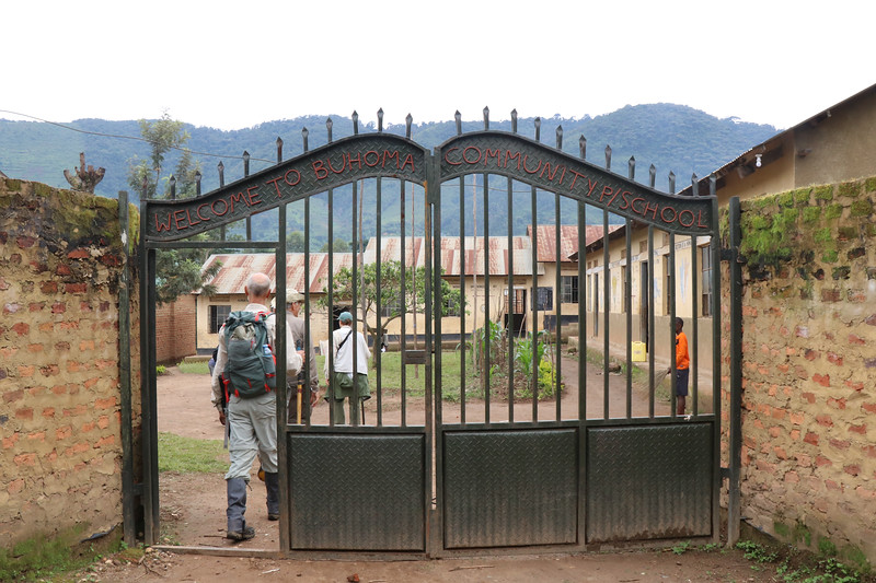 Buhoma Community School Uganda Oct. 2018