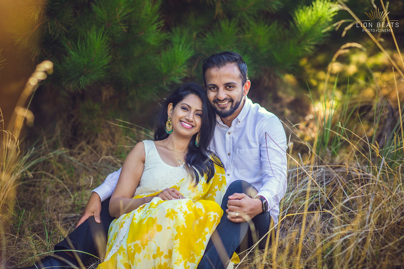 Sam & Ashmita's Photo Shoot