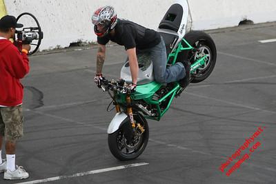 NHRA Pro Motorcycles Drag Racing 2009