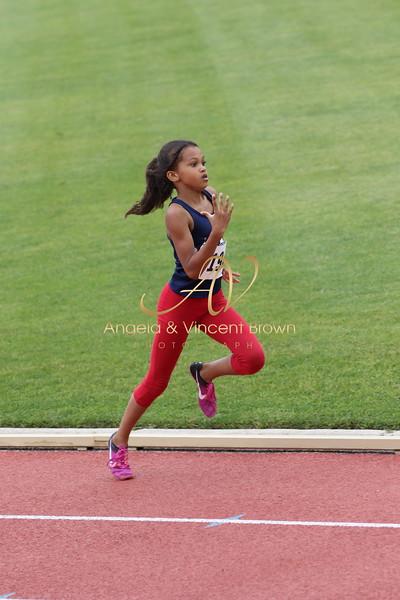 2017 AAU RegQual : Girls 200m Trials