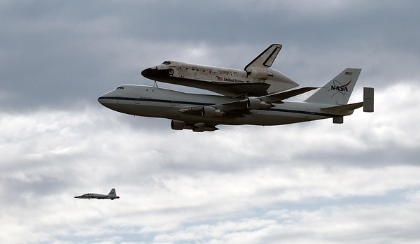 Shuttle Discovery's Last Voyage