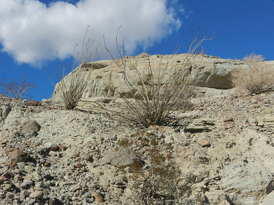 Calcite Mine and Slot Canyon 11-24-2013