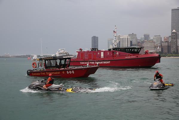 Air Sea Rescue Demonstration September 3, 2014