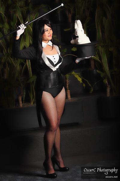 Zatanna (Emylee) from DC Comics