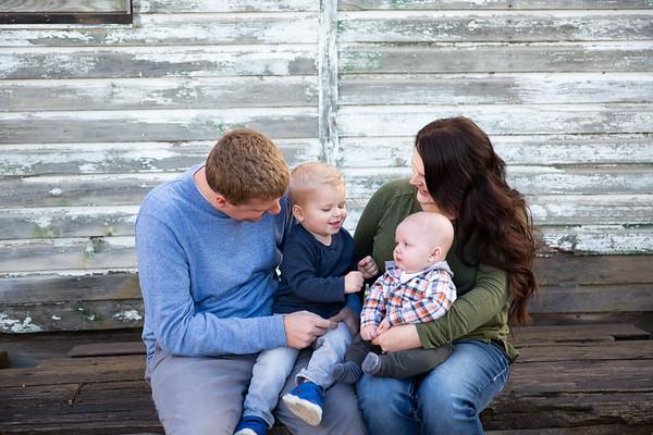 Bybee family 2018
