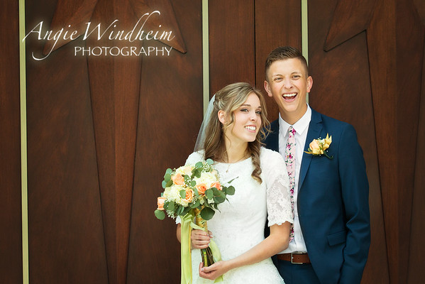 Parker and Mikayla - Wedding