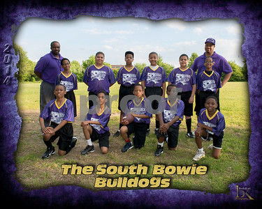 2014 South Bowie Team Photos