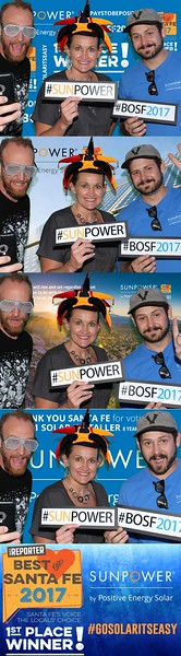 Best of Santa Fe 2017 - SunPower Positive Solar Energy