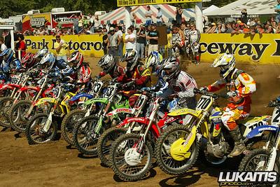 Kawasaki Race of Champions, Sunday October2, 2005