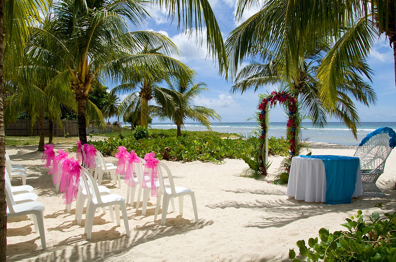 wedding in barbados