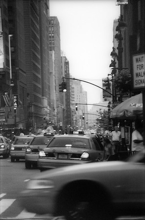 B&W Photography New York 2002