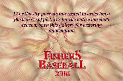 JV or Varsity Season - Flash Drive Order