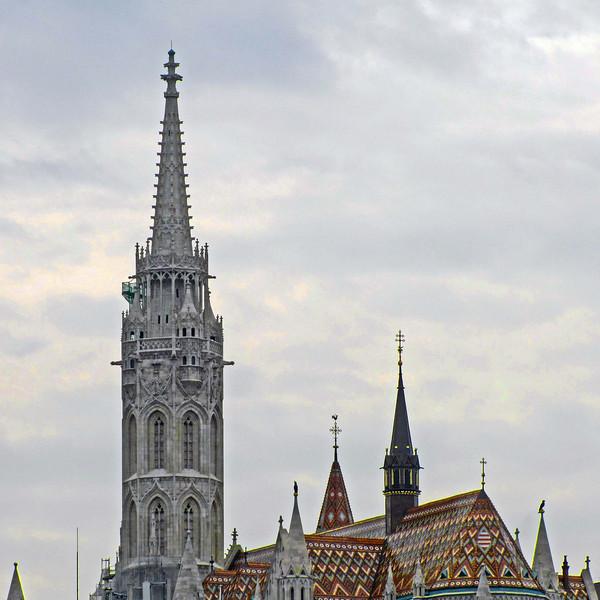 32-Mátyás Church