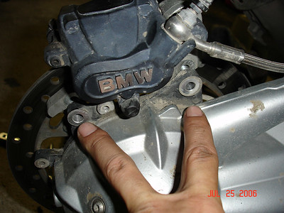 R1200GS Maintenance