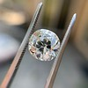 2.25ct Antique Cushion, GIA K SI2 32