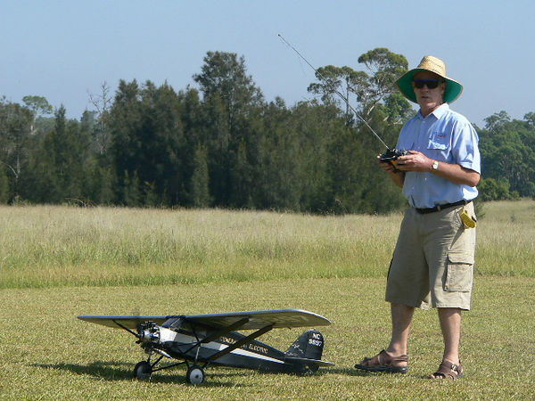 John Crockford & Stinson SM2. The model is nearly as old as John