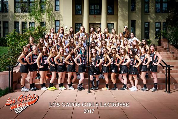 Girls Lacrosse 2017