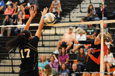 Jonesville vs Whitmore Lake V Volleyball