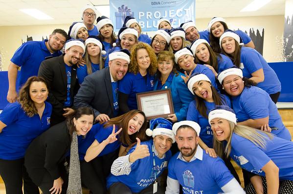 Project Blue Elf BBVA Compass 2016