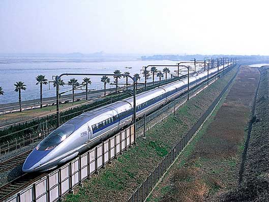 Taking the bullet train to Pattaya