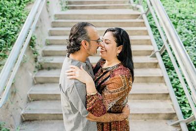 Claudia & Ramon