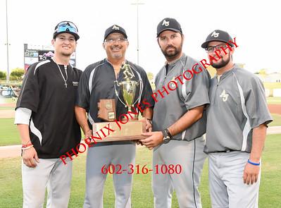 5-14-2016 - Joy Christian vs Apache Junction Championship Baseball (AIA D4 Final Awards Photos)