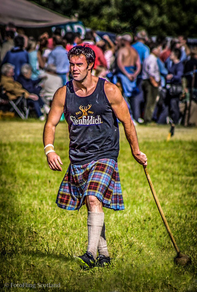 Blairgowrie Highland Games 2003