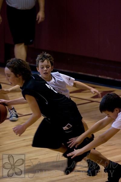 YMCA Pacers - 08-09 Season - 12-13-08