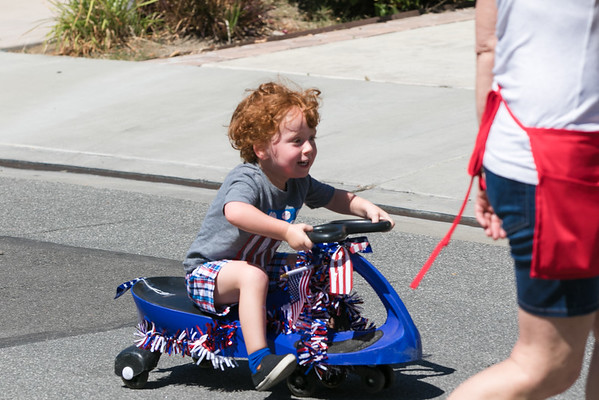 2016 Painted Trails July 4th Event - Parade, Vendors and Family Fun