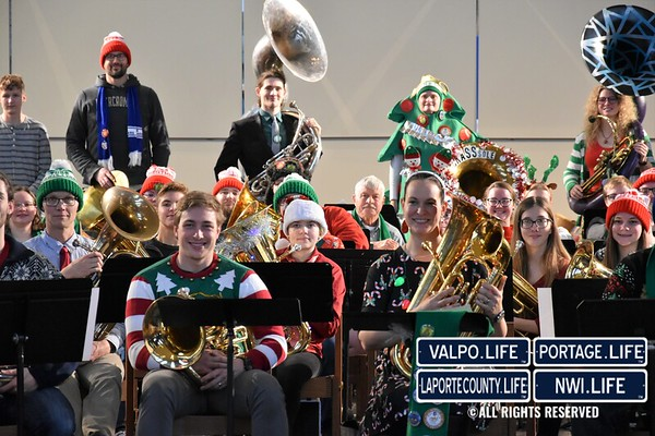Tuba Christmas at Valparaiso University 2019