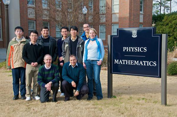 Duke Nuclear Theory Group