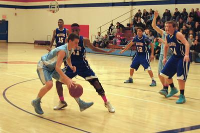 Freshman Basketball vs Jefferson