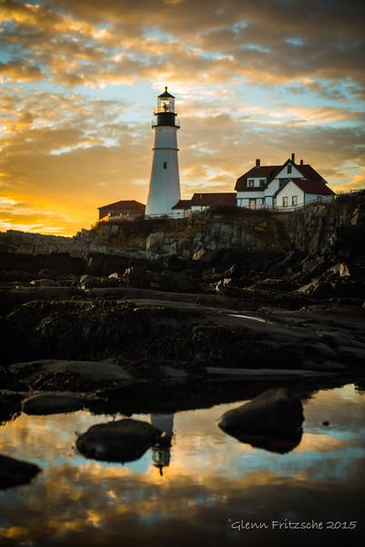Portland Maine In November