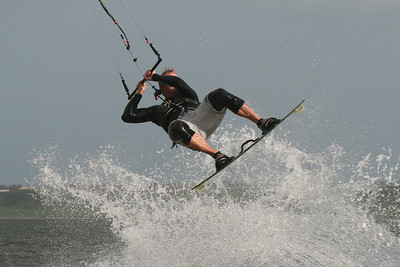 Kitetur til Danmark