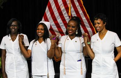 Nursing Pinning Ceremony Spring 2021